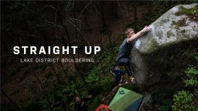 Straight Up • A Lake District Bouldering Film