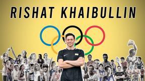 Olympic Climbers Ep.1 | Rishat Khaibullin