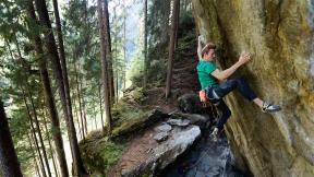 Jakob Schubert - Lockdown to Rock-down