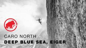 Caro North - Deep Blue Sea, Eiger