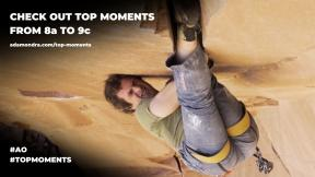 Top Climbing Moments | Adam Ondra