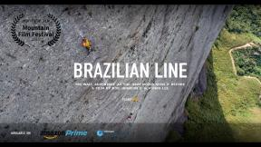 Brazilian Line - A new route big wall rock climbing adventure in Brazil