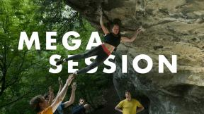 Mega Climbing Session with Frances and the Crew | V13 - V15