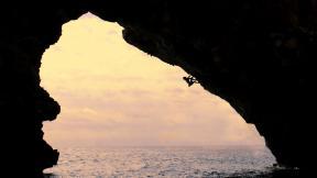 Chris Sharma's Most Spectacular Climb! Es Pontás, Remastered