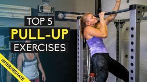 The Best Pull Up Exercises For Climbing