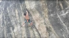Adam Ondra - One Slap 9b, Arco FA