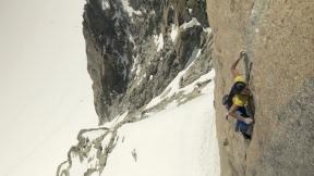 Daila Ojeda: Into the Alpine to Send Digital Crack