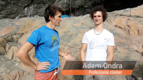 Back Pain - Stretching With Adam Ondra