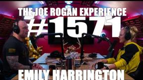 Joe Rogan Experience #1571 - Emily Harrington