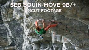 Seb Bouin MOVE 9b/+ Uncut Footage