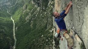 Steve McClure Makes Epic Ascent Of 6-Pitch Verdon 8b Super Route