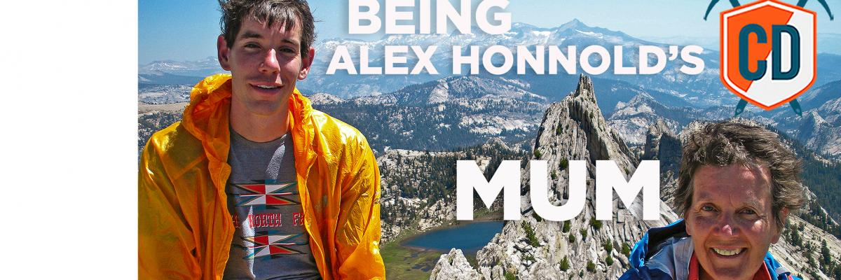 Alex Honnold's Mum Is The Oldest Woman To Climb El Capitan