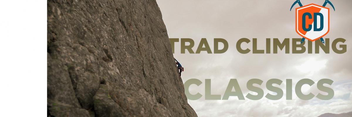 Over 100 Years Of Trad Climbing History