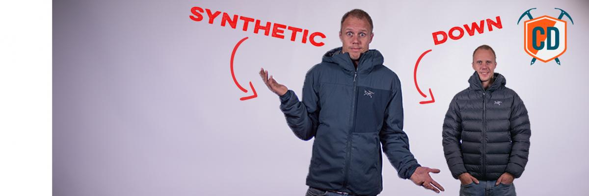 Why Would You Buy A Synthetic Insulated Jacket?