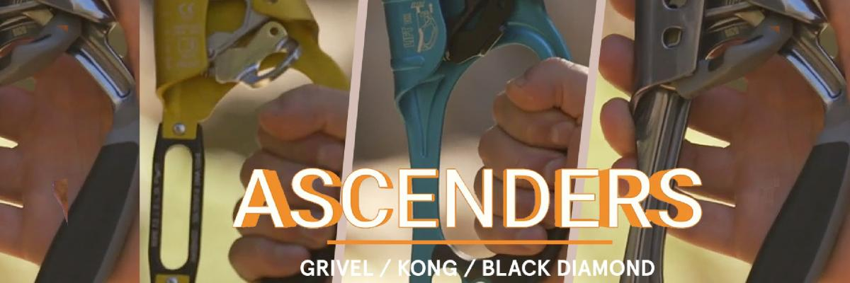 Climbing Ascenders - Testing 3 Of The Best |