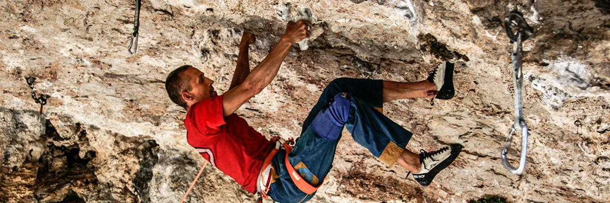 Can Steve McClure Send Five 8b+ Routes In Five Days