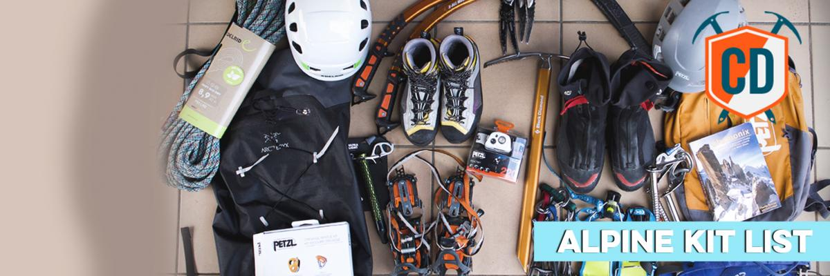 Chamonix CLASSIC Route: The Gear You Need