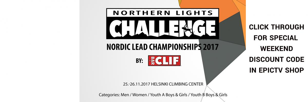 Northern Lights Challenge - LIVESTREAM