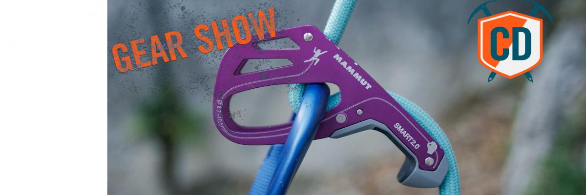 What's The Deal With The The Mammut Smart 2.0 Belay Device?