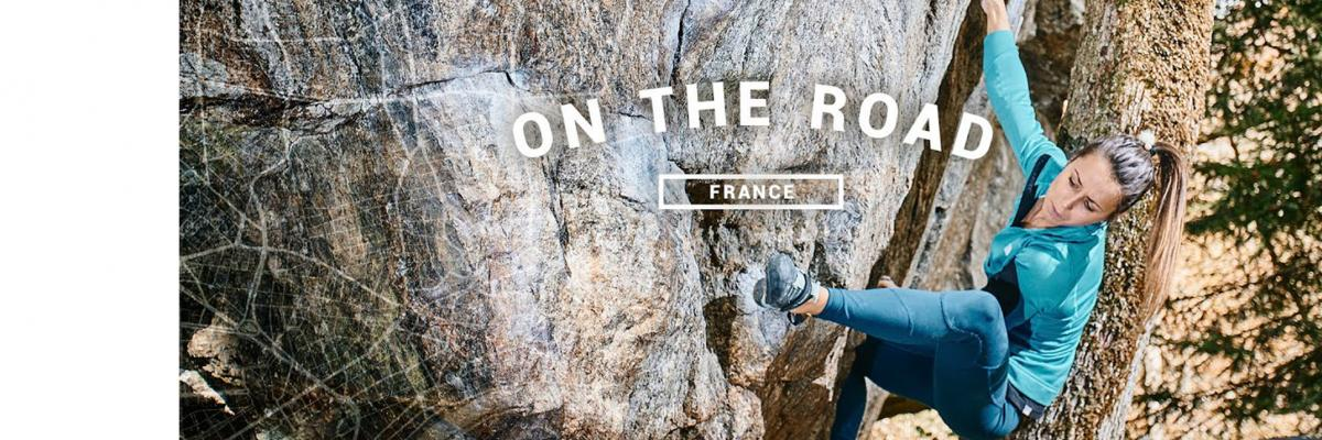 Mathilde Becerra Discovers The Blocs Of Orlu In The Pyrenees