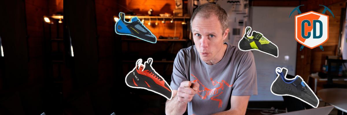 5 Climbing Shoe Bargains...NOW