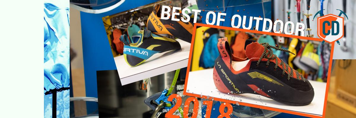Matt's Top 3 NEW Gear Picks From Outdoor 2018
