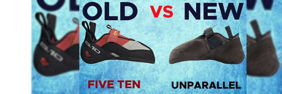 Five ten VS Unparallel || Casual shoe review