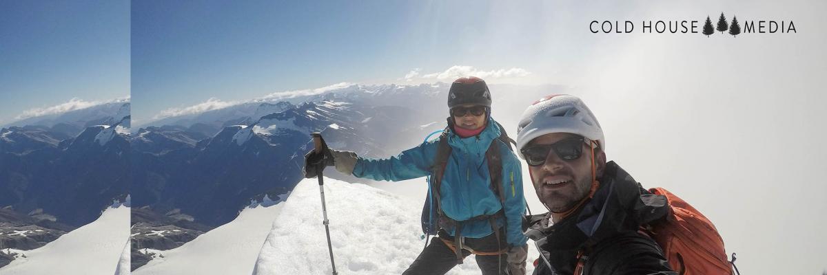Summiting Mount Aspiring || Vlog 037