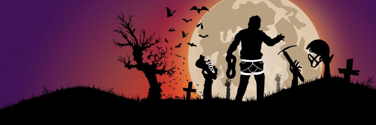 """Niente """"scherzetti""""  su EpicTV SHOP.  Guarda la nostra selezione Per Halloween!  I prezzi migliori li trovi QUI"""