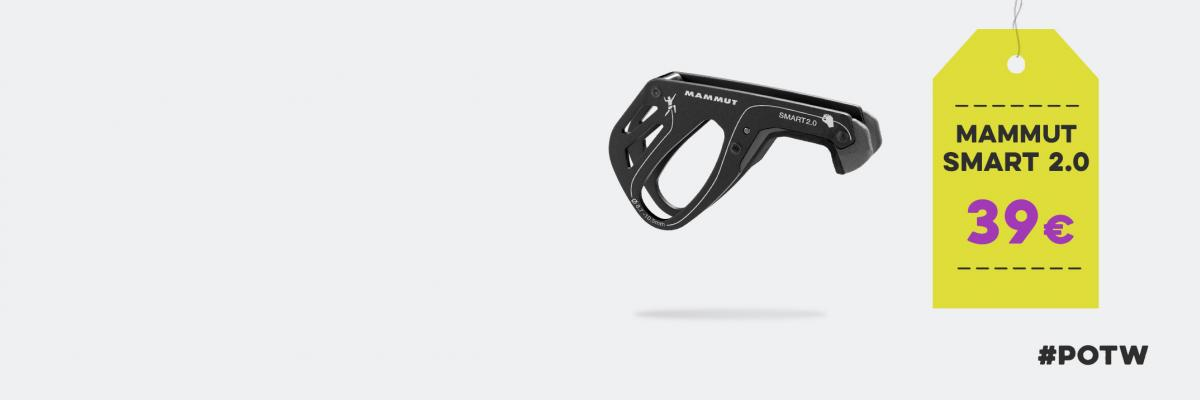 Mammut Smart 2.0: Perfection upgraded for your belay needs
