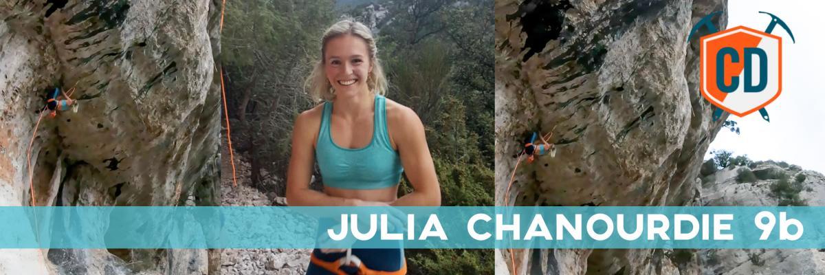 The 3rd Woman To Climb 9b