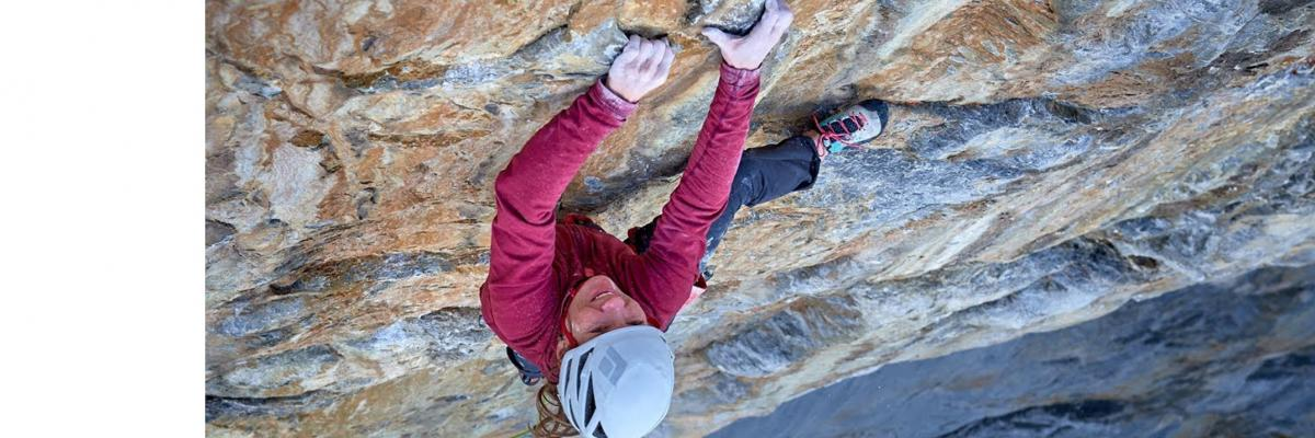 Jacopo Larcher And Barbara Zangerl On Eiger's North Face