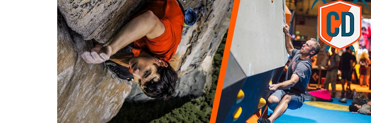 Matt Cheats Death On The Alex Honnold Free Solo Boulder