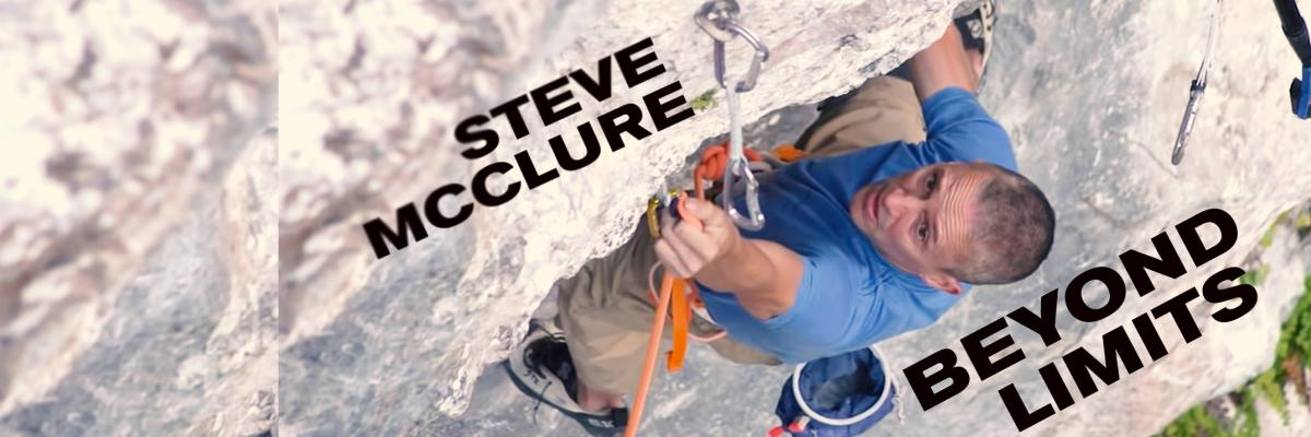 How Steve McClure Became Britain's Best Sport Climber