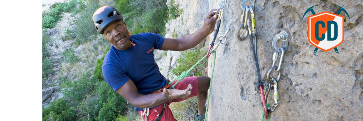 How To Set Up A Top Rope Anchor