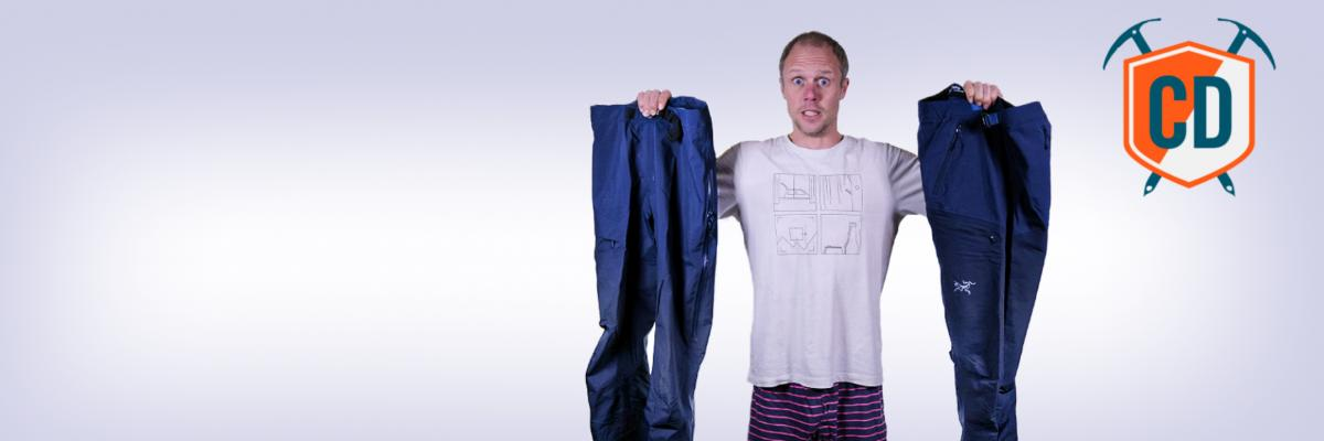 Hardshell Vs Softshell Trousers: Why You DON'T Need The Most Expensive