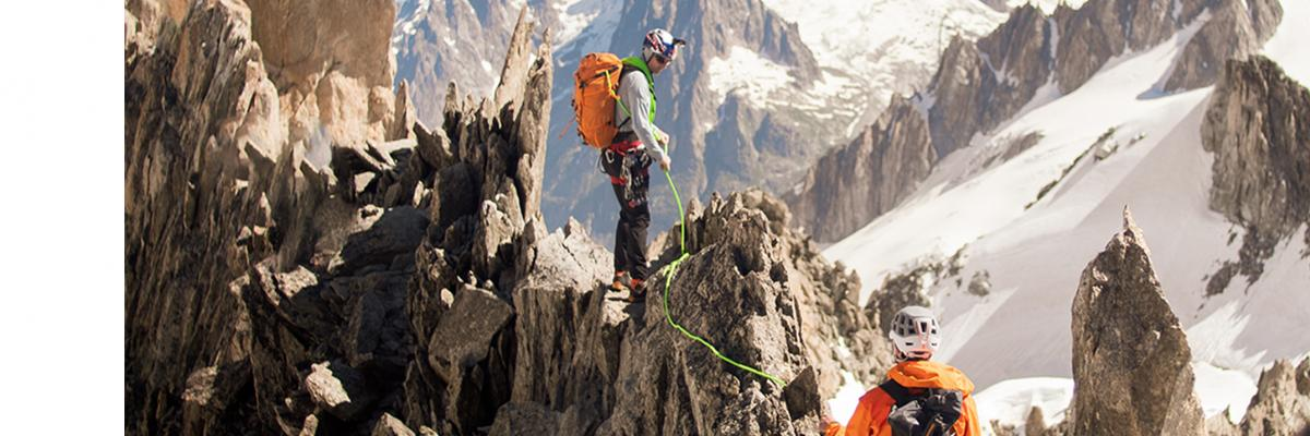 Serious Exposure: Will Gadd's Alpine Ridge Adventure