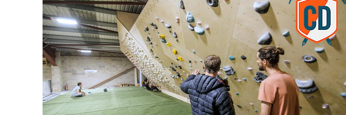 Yonder: The New London Climbing Wall